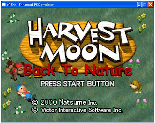 game harvestmoon back to nature