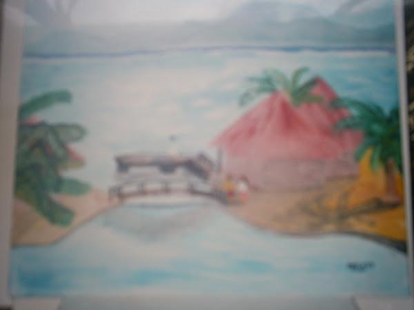 Chiringuito caribeño