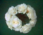 store hvite roser