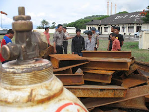 JARAH BESI KAPAL TONGKANG (11/12/07).