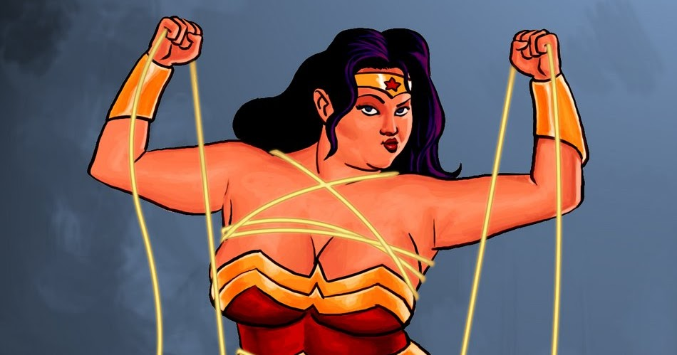 Fat Wonder Woman Blog 53