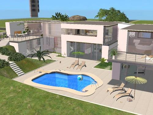 The sims 3 casas - Casas bonitas sims 3 ...