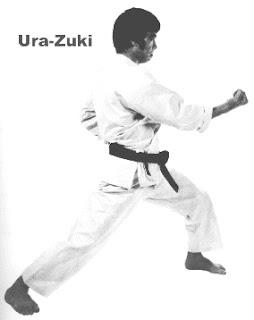 Karate: golpes de puño  Kanazawa_Tsuki_ura-zuki
