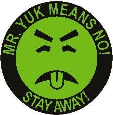 Mr. Yuck