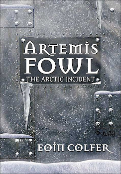 Artemis Fowl Arctic Incident