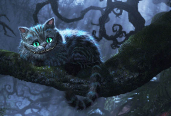 Cheshire the Cat [ID] Cheshire+cat+alice+in+wonderland