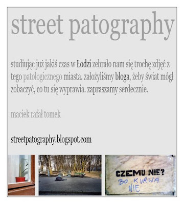 STREET PATOGRAPHY