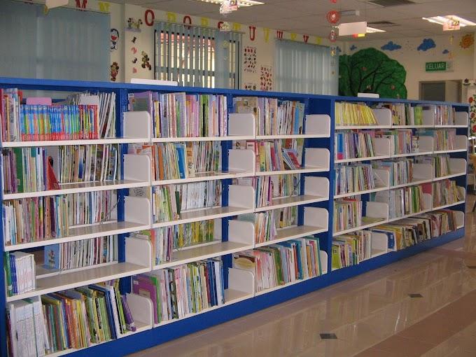 Cara penyusunan buku di perpustakaan