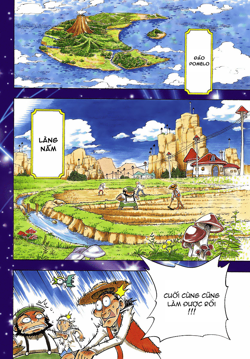 Appearance of the Yellow Dragon chap 1 - Trang 4