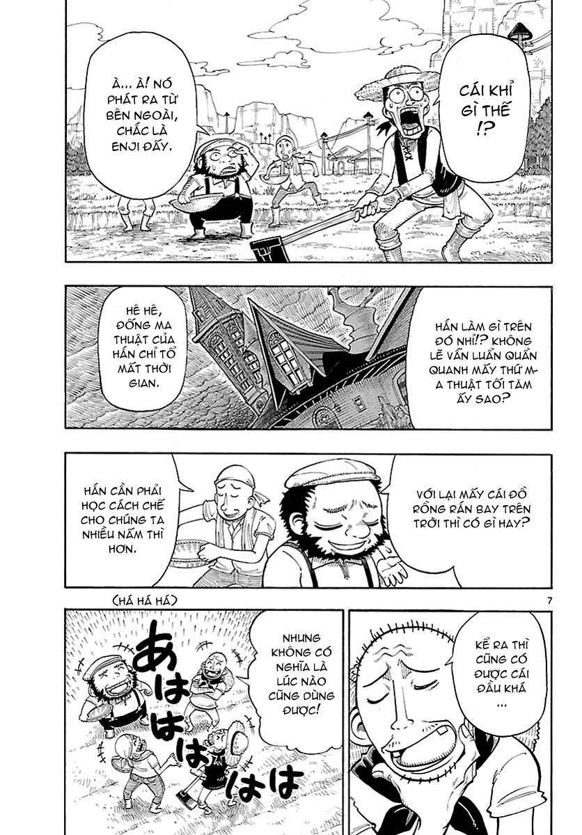 Appearance of the Yellow Dragon chap 1 - Trang 5