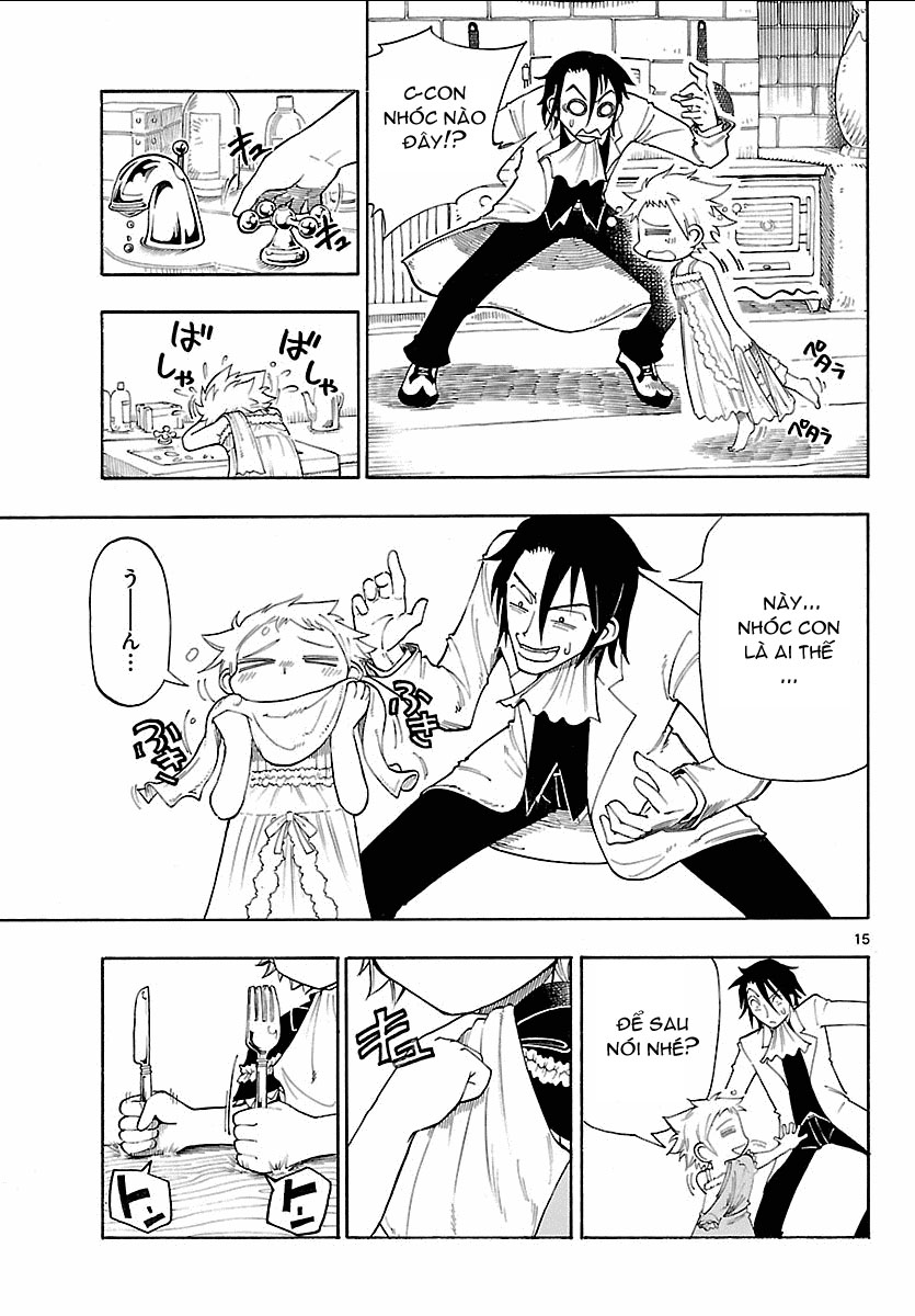 Appearance of the Yellow Dragon chap 1 - Trang 13