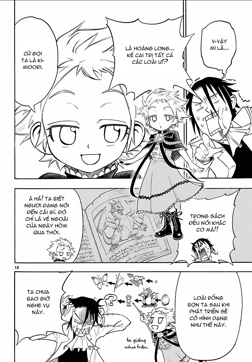 Appearance of the Yellow Dragon chap 1 - Trang 16