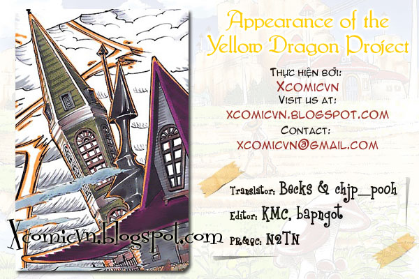 Appearance of the Yellow Dragon chap 1 - Trang 29