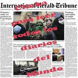Los periódicos  del Mundo