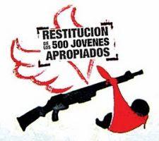 RESTITUCIÓN DE LOS JÓVENES APROPIADOS