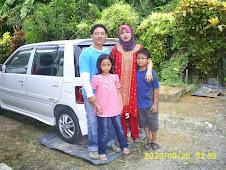 KAK NGAH & FAMILY