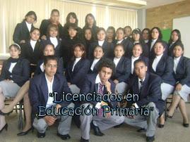 Licenciados en Educ. Primaria