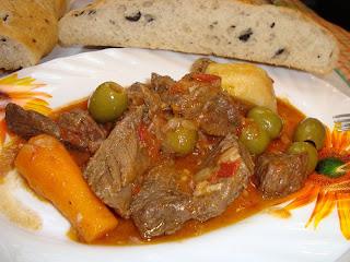 """Articole culinare : Tocăniţă """"a la grec"""""""