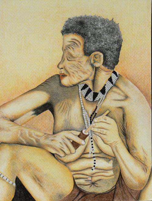 Old San Woman