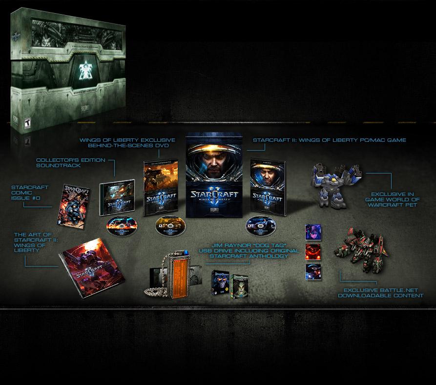 Starcraft 2 HD Wallpaper