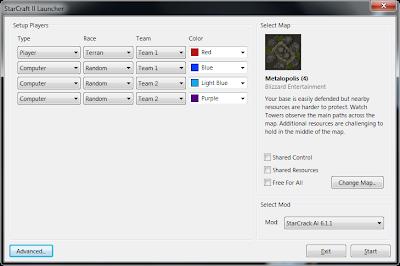 StarCraft II Launcher 2.3.1