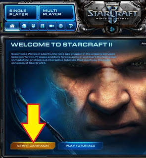 StarCraft 2 Single Player Crack