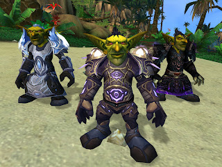 goblin, wow new race