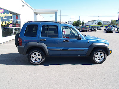 Review: 2006 Jeep Liberty Diesel