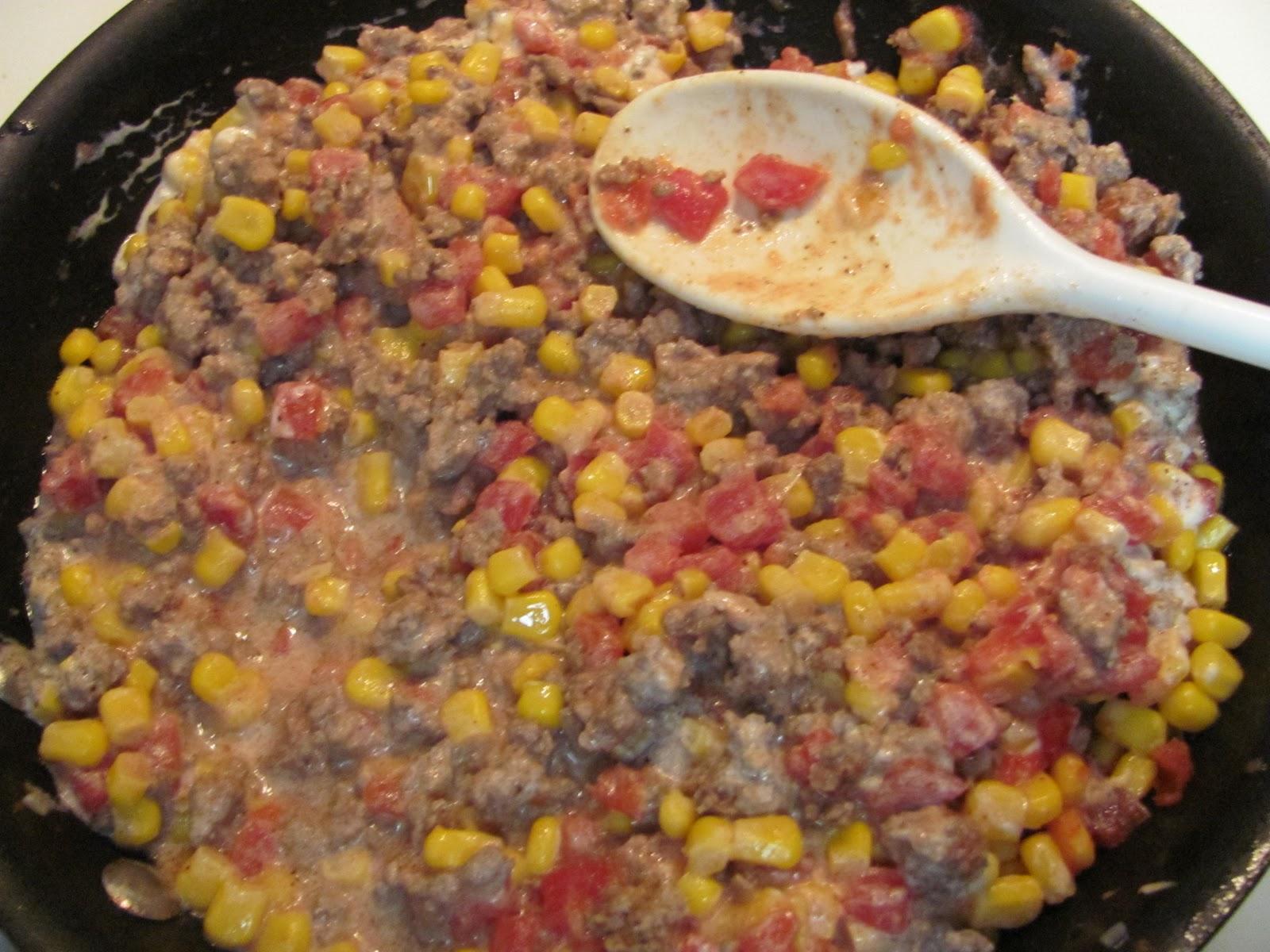 Leftovers On Purpose: Beef Nacho Casserole