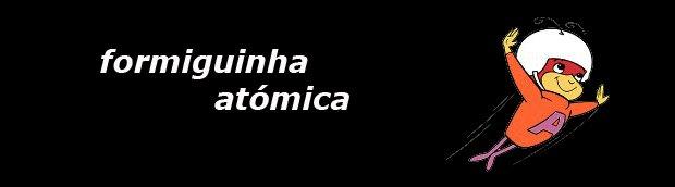 Formiguinha Atómica