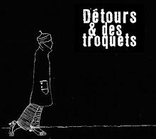 Détours & des troquets à Tours