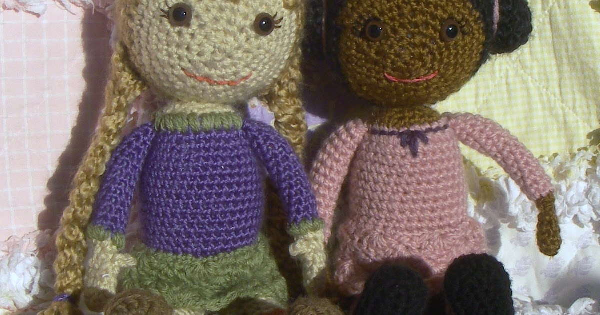 Crochet Patterns To Donate : Dolly Donations: Mamchees Crochet Dollies - Free Pattern