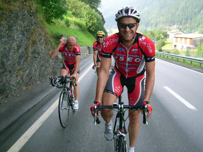 Passo del Bernina - Poschiavo