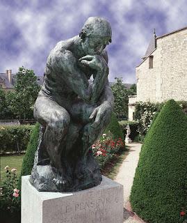 Le penseur A. Rodin
