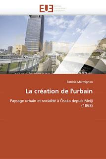 La création de l'urbain