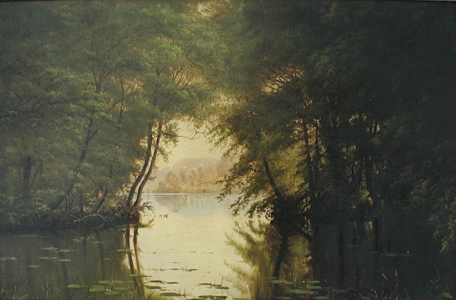 &#39;Quiet Waters&#39; Haughton Forrest