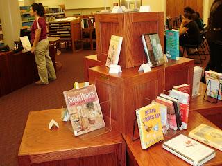 В американской библиотеке