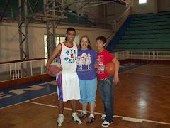 Familia basquetbolista