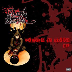 Bloody Monk Consortium - Forged in Blood
