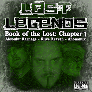 Lost Legends - Book Of The Lost