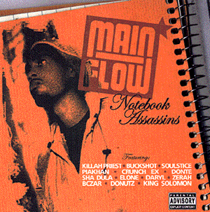 Main Flow - Notebook Assassins