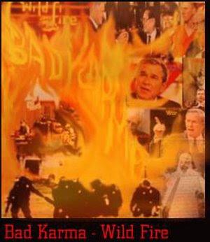 Bad Karma - Wild Fire
