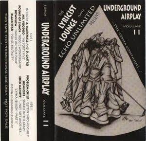 Underground Airplay Vol 2
