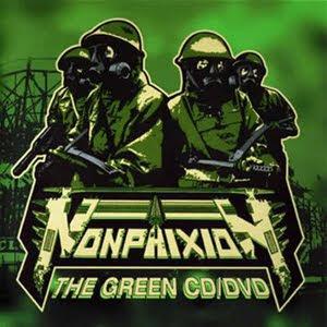 Non Phixion - Green CD