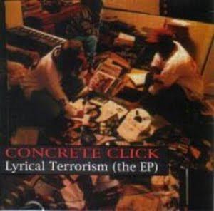 Concrete Click - Lyrical Terrorism
