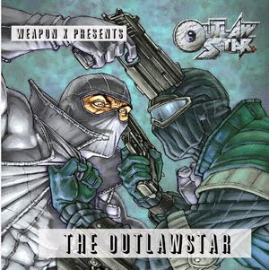 Lex Starwind - The Outlaw Star
