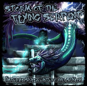 Imperial Skillz Empera & Si-Klon - Storm Of The Flying Serpent
