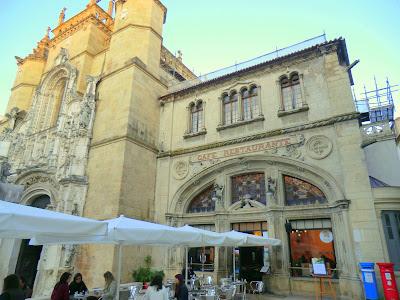O café restaurante Santa Cruz em Coimbra Caf%25C3%25A9S.Cruz52