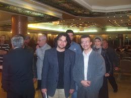 مع الشاعر الفلسطيني تميم البرغوثي