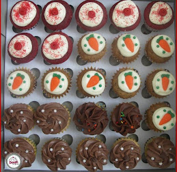 Essa's Red Velvet - Carrot - Peanut Butter - Chocolate Chip